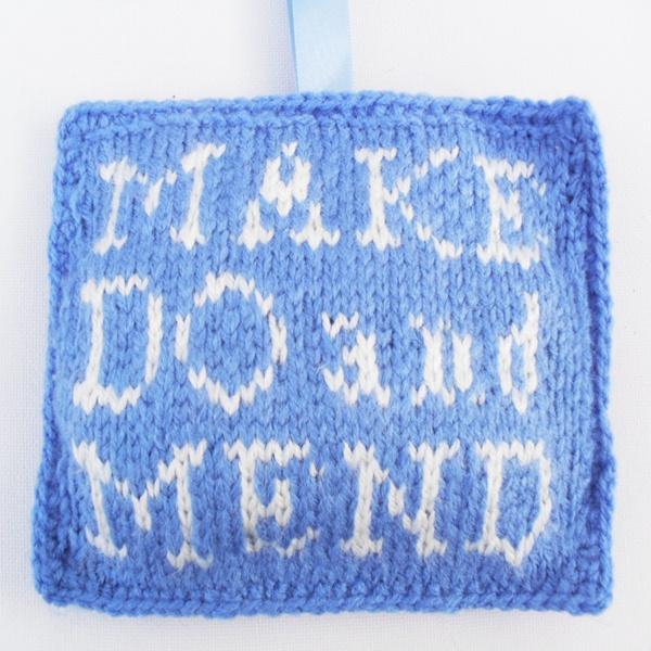 Make Do and Mend Bag