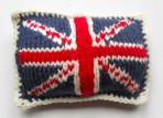 Union Jack Pin Cushion