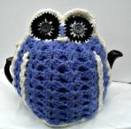 Crochet Owl Tea Cosy