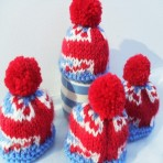 Union Jack Egg Cosy