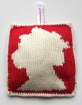 Queen's Head Lavender Bag