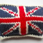 Union Jack Pin Cushion