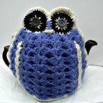 Crochet Owl Tea Cosy